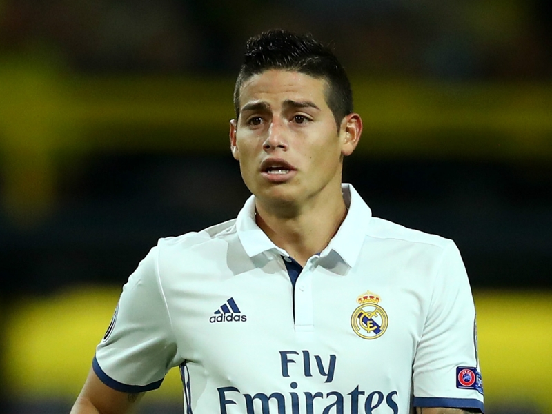 RUMEUR - Real Madrid, James Rodriguez dans le viseur de l'Inter Milan ?