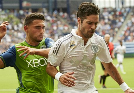 LIVE: Seattle Sounders vs. Sporting KC