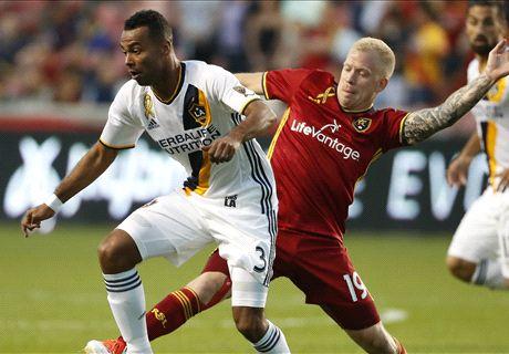 LIVE: LA Galaxy vs. Real Salt Lake