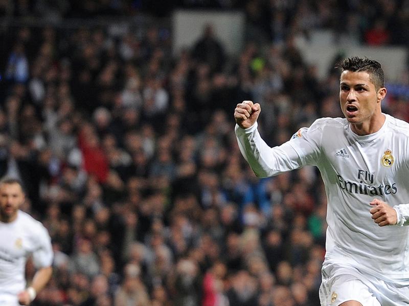Votez pour le plus beau but de Cristiano Ronaldo en 2016
