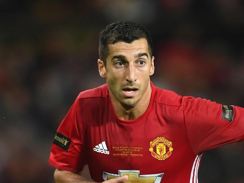 RUMEUR - Manchester United ne voulait pas Mkhitaryan