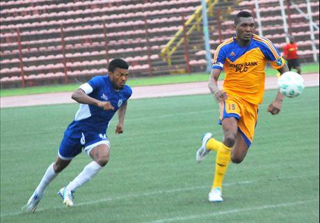 Eduok & Udoh equal NPFL goals record