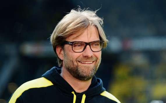 Borussia Dortmund head coach Jurgen Klopp