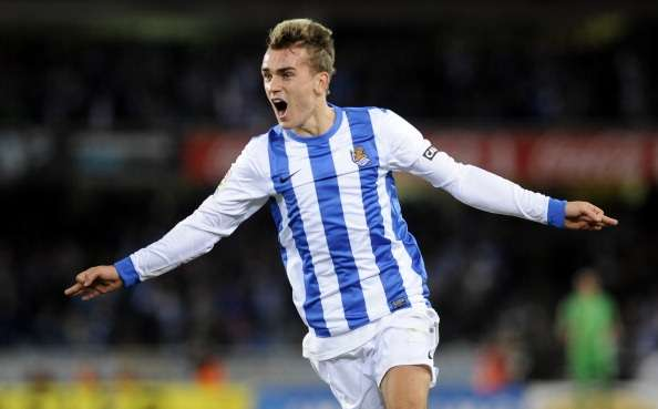 Arsenal make approach for Griezmann