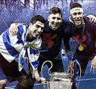 Os números do MSN após dois anos no Barça