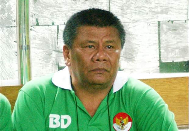 Timnas Indonesia PSSI-KLB Dilatih Benny Dollo