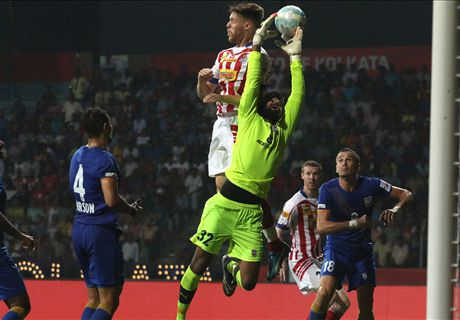 Forlan sends Mumbai City to top