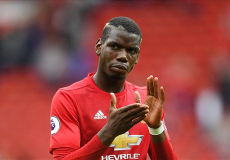 Pogba agent's HUGE fee for Utd move