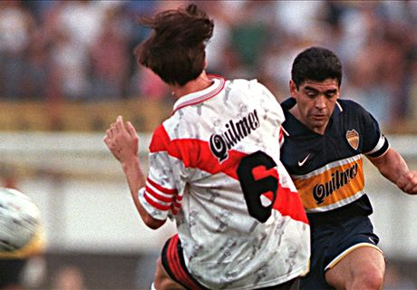 A 19 años del retiro de Diego en Boca