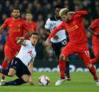 LIVE: Liverpool vs Tottenham