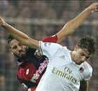 Milan s'incline lourdement