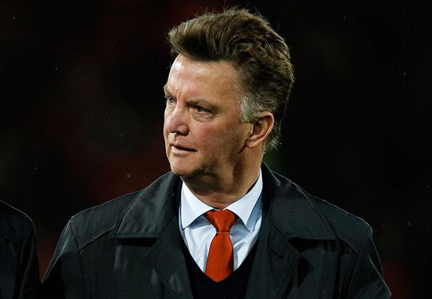 Van der Sar hails Van Gaal: He's the best I've ever played for