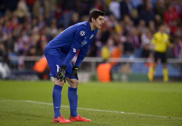 Courtois: I'm not going to Chelsea to sit on the bench