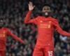 Liverpool despachó a Tottenham de la mano de Sturridge