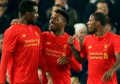 Liverpool Singkirkan Tottenham