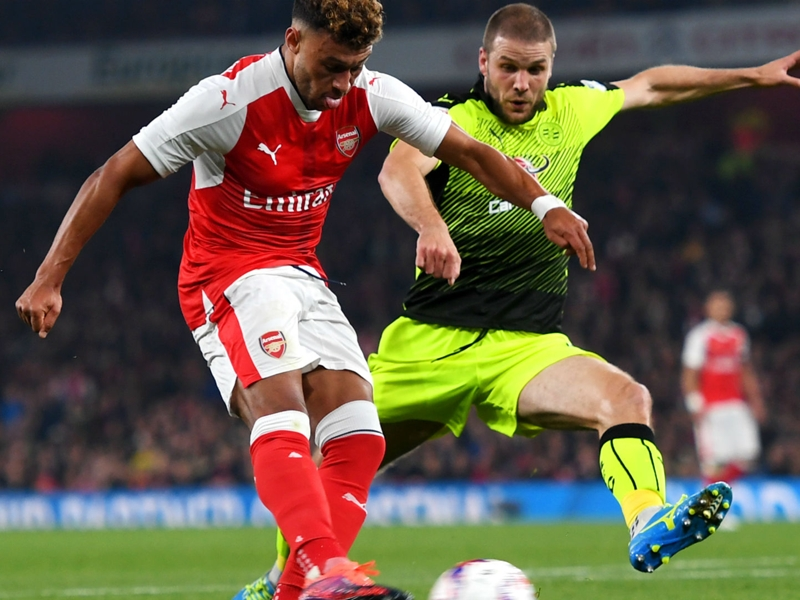 Arsenal-Reading (2-0), Giroud décisif pour son retour