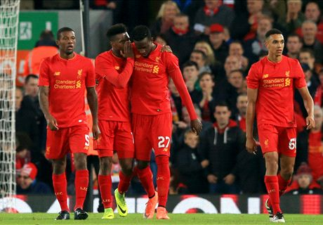 Klopp's striking riches on full display