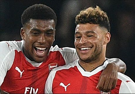 Arsenal find their Ox in the box