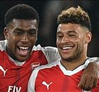 ARSENAL: 'Ox in the Box' extends cup run