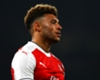 Arsenal winger Alex Oxlade-Chamberlain