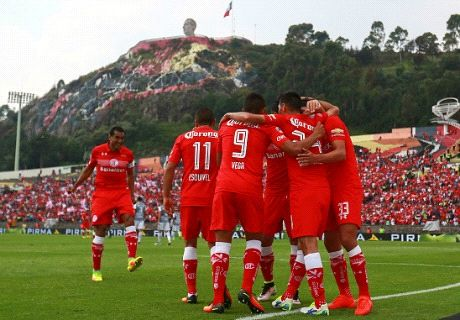 EN VIVO: Toluca 0-0 Querétaro