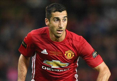 Mourinho: Why I won't play Mkhitaryan