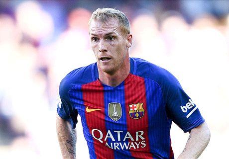 Defensieve zorgen Barça nemen toe
