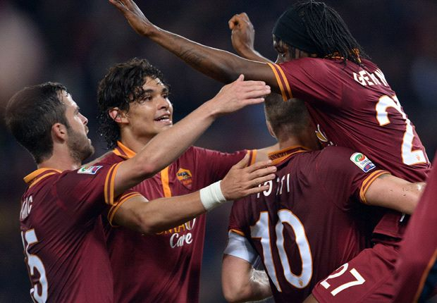 Laporan Pertandingan: AS Roma 2-0 AC Milan
