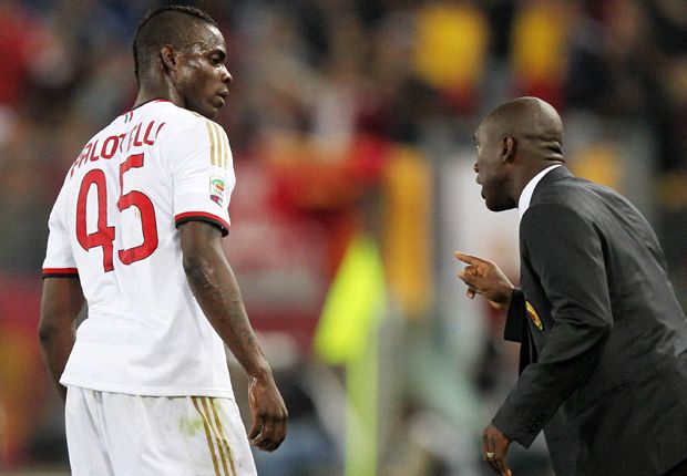 Balotelli blasts Italian TV pundits after Roma substitution
