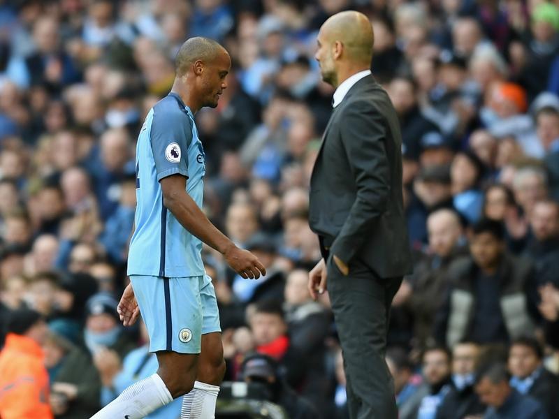 """Manchester City, Kompany : """"Je me suis engagé à plus écouter les médecins"""""""