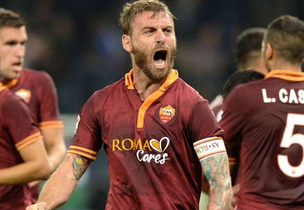 De Rossi fires warning shot at Serie A rivals