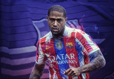 RUMOURS: Barca to consider Johnson?