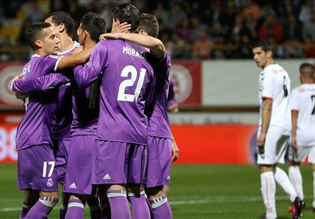 EN VIVO: Cultural 0-3 Real Madrid