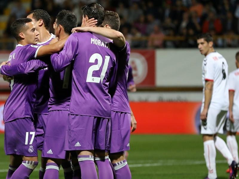 Laporan Pertandingan: Cultural Leonesa 1-7 Real Madrid