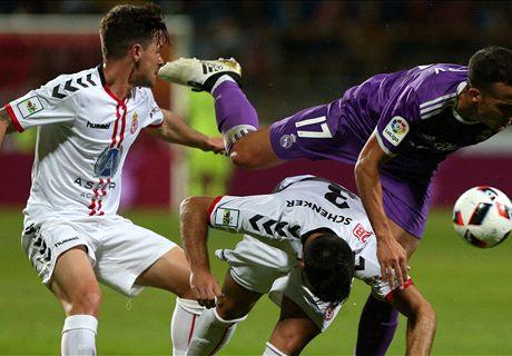 LIVE: Cultural Leonesa vs. Real Madrid