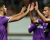Asensio shows BBC where the goal is with unique Real Madrid scoring record