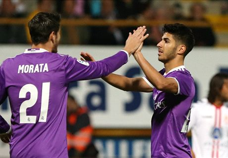 Madrid puts seven past Leonesa