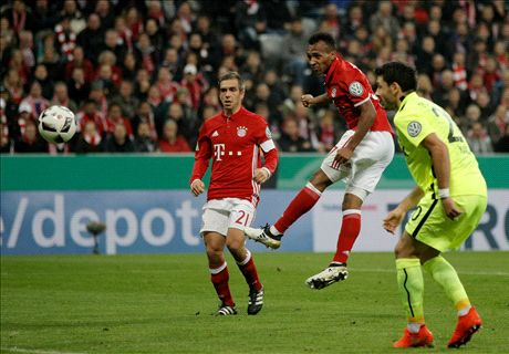 Green heads Bayern through