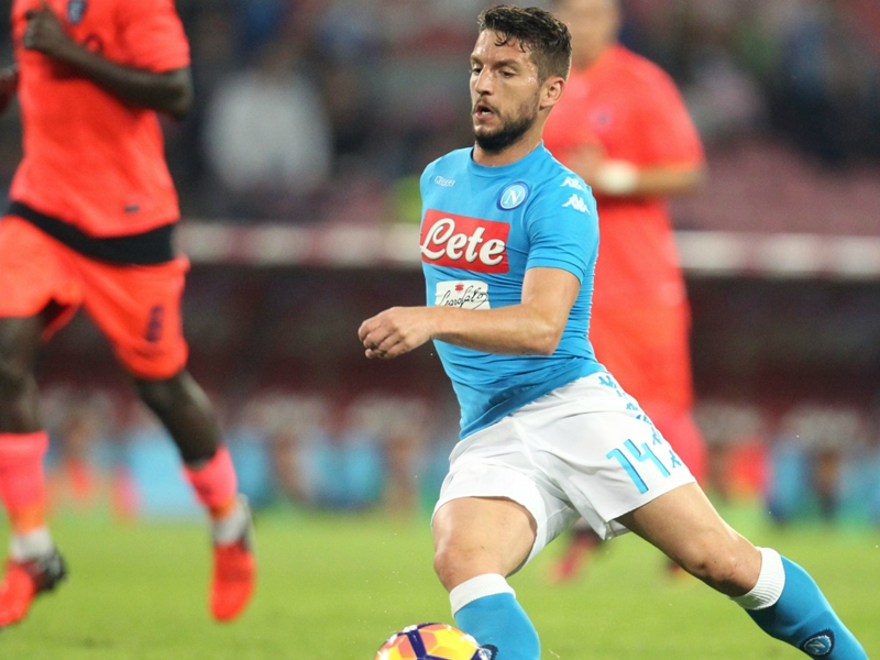 Laporan Pertandingan: Napoli 2-0 Empoli