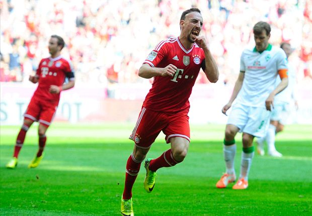 Bundesliga Team of the Week: Ribery returns to form