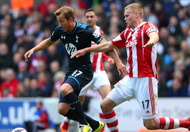 Stoke will miss suspended Shawcross, says Hughes