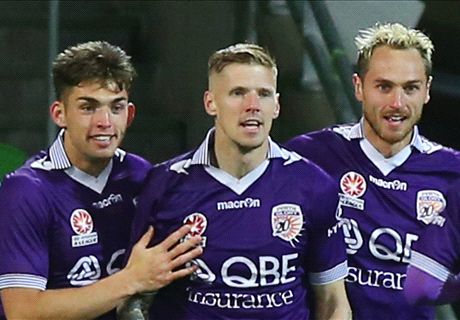 Glory skipper wowed by Wilson