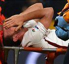 Ansia Roma: Florenzi, il ginocchio va ko
