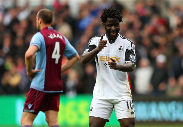 Swansea City - Southampton Preview: Bony aiming to extend scoring streak