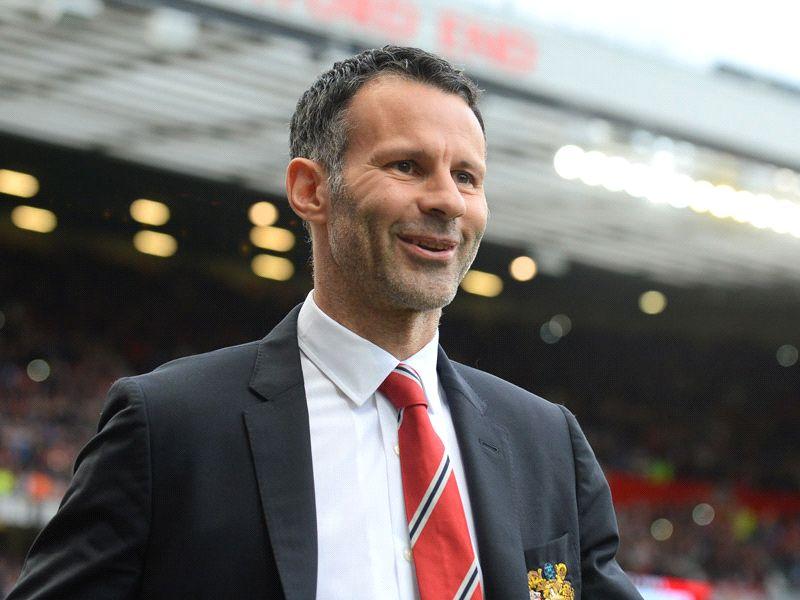 Manchester United's Giggs lauds Van Gaal's 'fantastic pedigree'