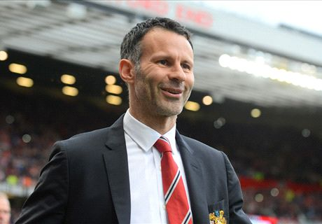 Giggs: I'd leave Man Utd to manage