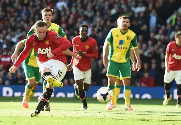 Laporan Pertandingan: Manchester United 4-0 Norwich City
