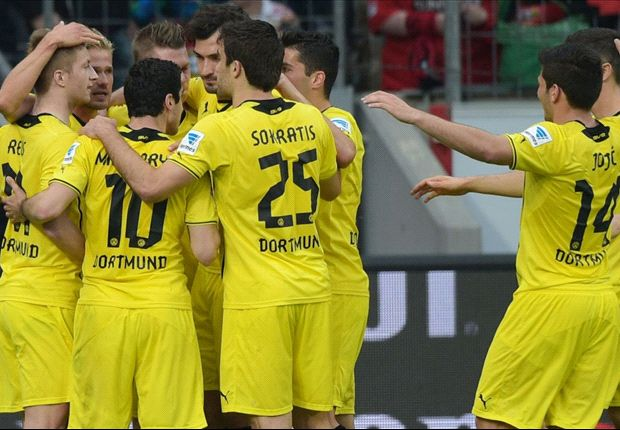 Bayer Leverkusen 2-2 Borussia Dortmund: Reus salvages draw for Klopp and Co. in top four thriller