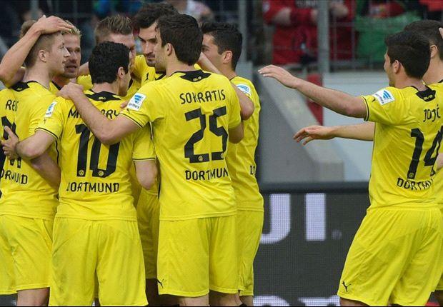 Bayer Leverkusen 2-2 Borussia Dortmund: Reus salvages draw for Klopp and Co. in top four thriller