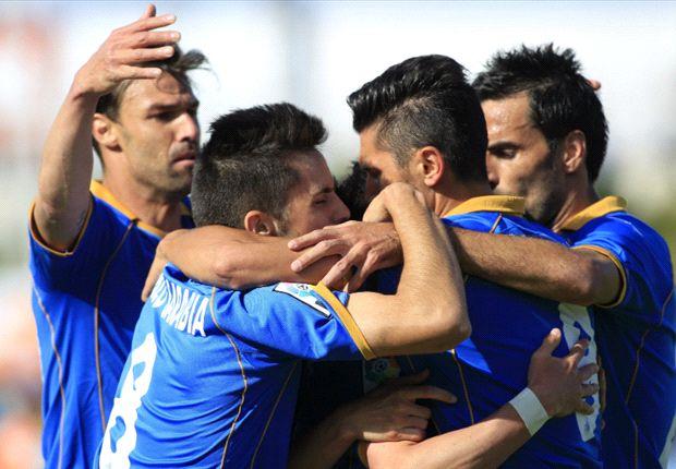 Getafe 1-0 Málaga: El Coliseum Alfonso Pérez respira